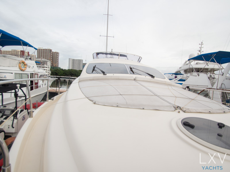 Yacht for rent Manila Bay for The Luxe Guide