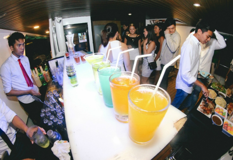 Mocktails Party Manila Yacht