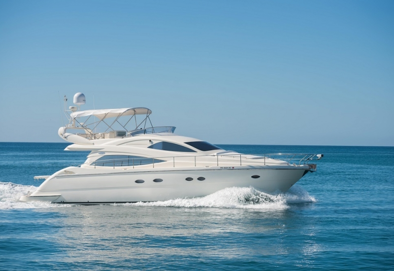 Yacht for rent in Manila by The Luxe Guide