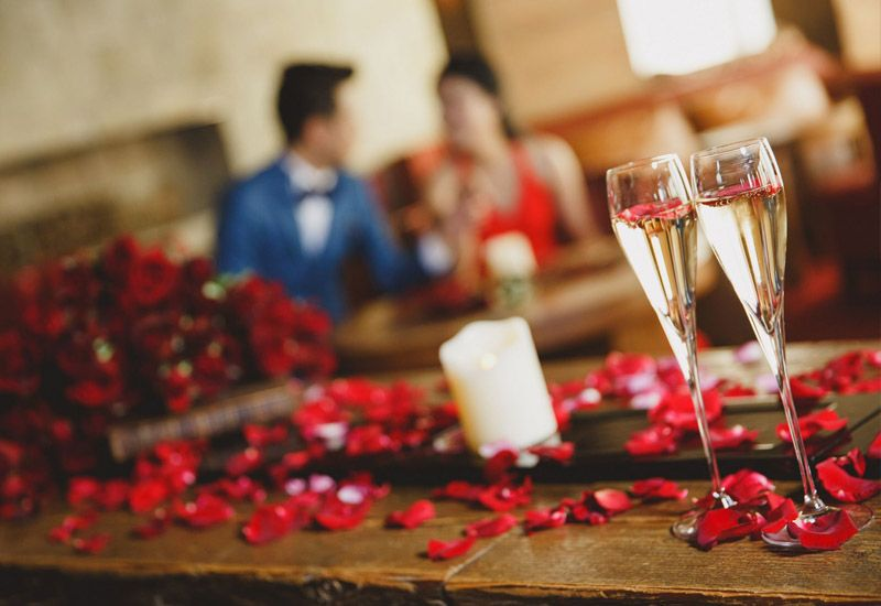 Romantic Getaway Events